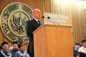 Minister Sawicki zainaugurował rok akademicki