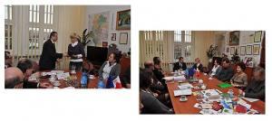 Spotkanie z Wojewódzką Inspekcją Ochrony Roślin i Nasiennictwa